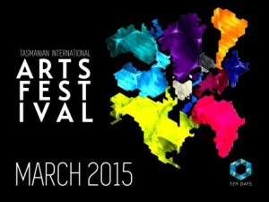 Tasmanian International Arts Festival logo