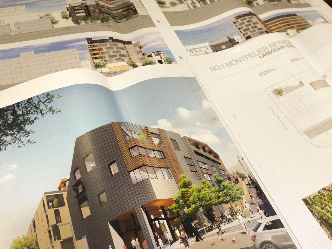 Photo of Montpelier Project Development Application